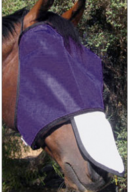 standard with nose protection