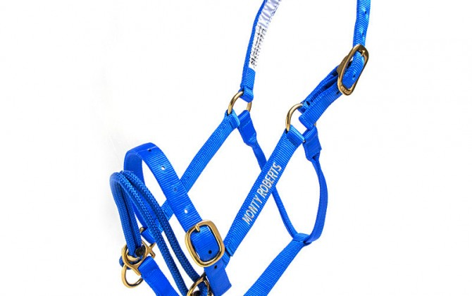 monty-roberts-join-up-halter-blue